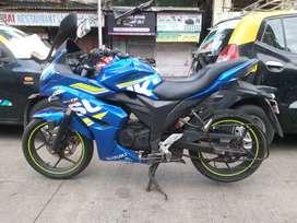 Suzuki Gixxer SF ABS very good condition at Tamim motors