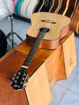 Gitar Akustik Jumbo Cowboy GW240NA Suara Ngebass