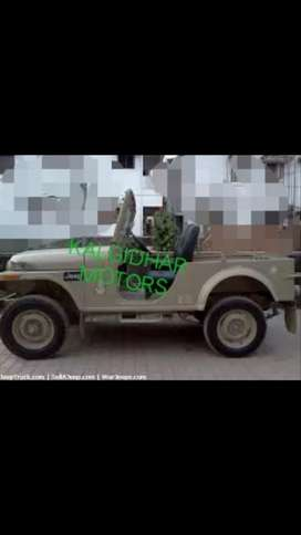 Willy landhi jeep
