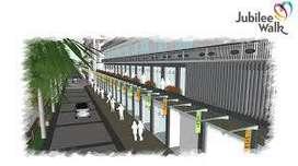 425 sq.ft. Office Space on sale in Jubilee Walk at bestprice in Mohali