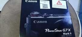 Kamera Digital Canon Powershot G7x Mark ll