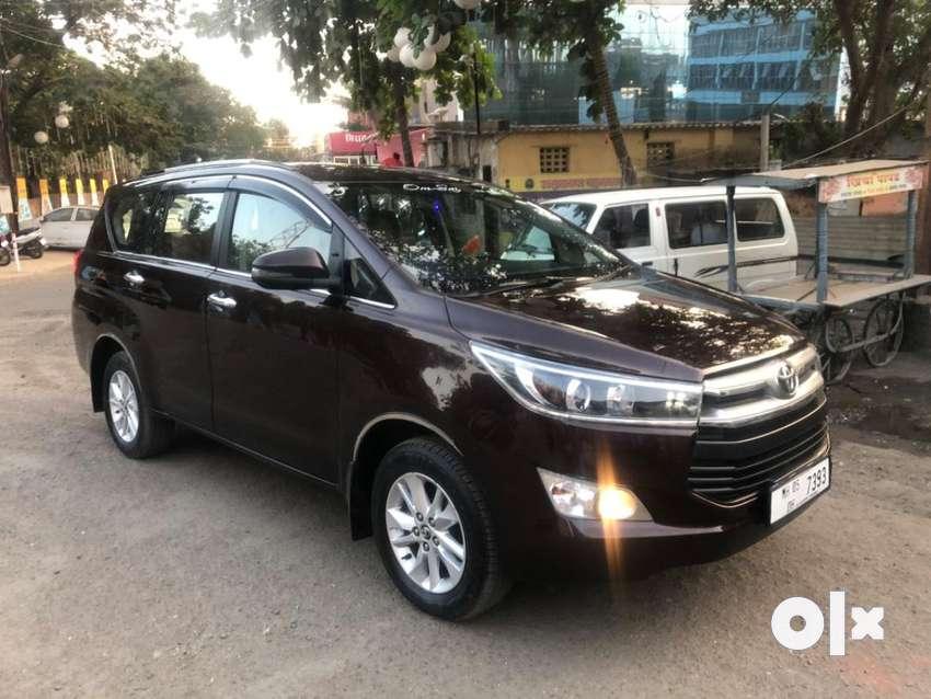Toyota INNOVA CRYSTA 2.4 VX Manual 8S, 2018, Diesel 0