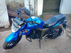 Suzuki Gixxer 155cc.... Avg. 45kmpl BS3 Model... All papers are Ready
