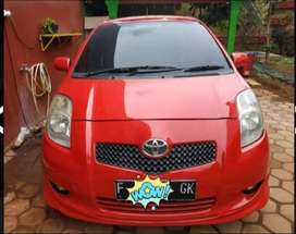 Mobil murah toyota yaris s limited 2006 built up