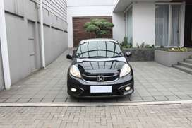 Honda Brio Satya 1.2 E CVT 2018 Hitam