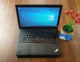 Laptop lenovo thinkpad i5 RAM 8GB SSD 128GB BEKAS SECOND