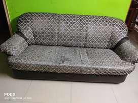 Foam sofa set