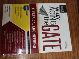 GATE Exam Preparation Book for Electrical Engineering
