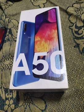 Samsung A50 4/64 in flawless condition