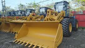 Jual Wheel Loader Lonking 3 Kubik Weichai Engine Power 162 Kw Murah