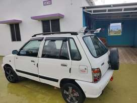 Customized Maruti 800 for sale