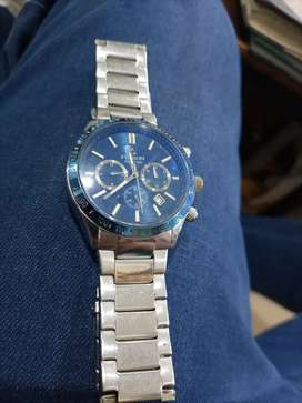 FITRON 100%Original Watch,Importe from Kuwait.Dual Time with Date.
