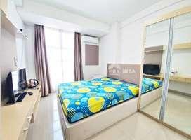 Apartemen full furnished siap huni disewakan bulanan di Solo Baru
