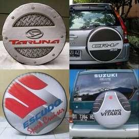 Cover/Sarung Ban Serep Ford Ecosport/Rush/Terios costum kamu bikin sen