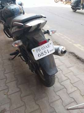 Bike bilkul sife pya ji  no accindent no claim leta hje insurance da
