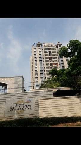 Skylines  flat for rent kanjikuzhy kalathipady