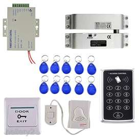 rfid Access Control WITH LOCK  & Time Attendance