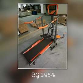 Treadmill Manual 5 Fungsi // Rabu Gym 12.39
