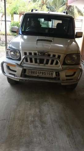 Mahindra Scorpio 2012 Diesel 74000 Km Driven