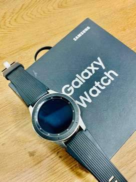 SAMSUNG GALAXY GEAR WATCH 4.6CM BOX WITH FULL KIT