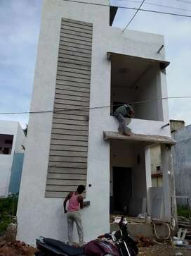 Duplex for sale near by neelbad main road..
