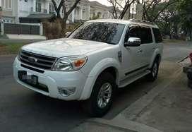Ford Everest XLT AT 2012