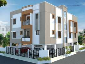 New Pallikaranai new 2 & 3 BHK Flats for Sale