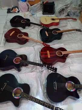 Gitar akustik gitar tidak akan menyesal