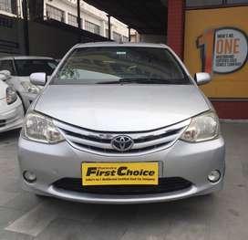 Toyota Etios Liva VX, 2011, Petrol