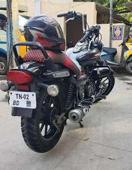 Bajaj avenger 220cc single owner stylish handbar good condition