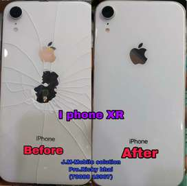 iPhone backglass replacement