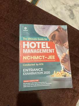 Arihant guide for hotel management