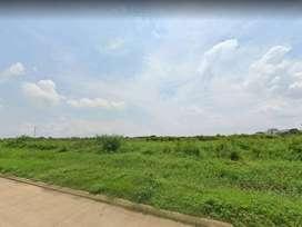 Lahan Kavling Comercial Park luas 35x100 diHI Harapan Indah Bekasi