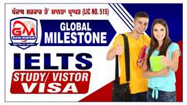 Global milestone Best IELTS INSTITUTE IN RAIKot
