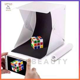 Mini Studio Photo Box M818 Folding- Kotak Tempat Foto Portable dengan