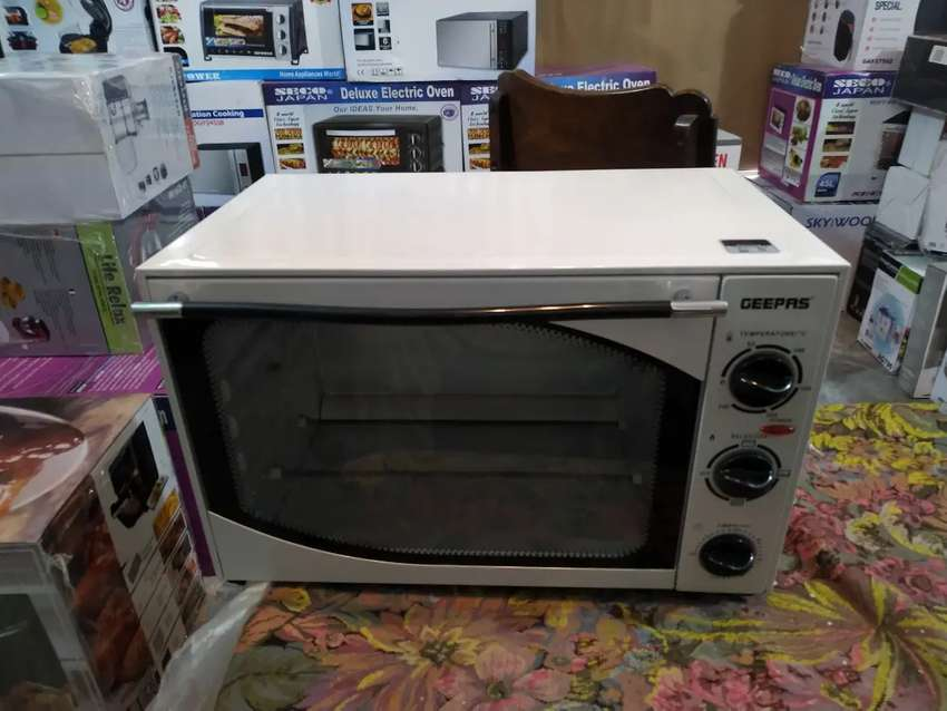 60L Electric Baking & Toaster Oven / Professional Baking Oven 0