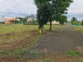 @Shikrapur R-zone Plot for sale just at Rs:5.50 Lacs