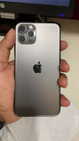 Iphone 11 pro space grey 64 GB