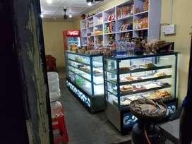 selling sweet shop in market area