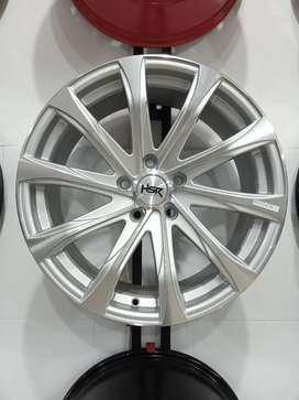 Velg mobil Noah R18 HSR Ibiza Ring 18 Lebar 8 untuk Xover HRV Xtrail