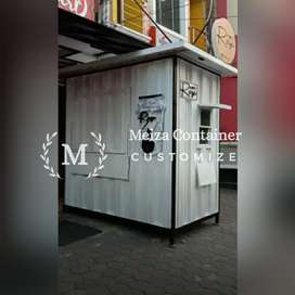 Booth Container KEDAI |Container Cafe Nongkrong | BOOTH coffee } 00