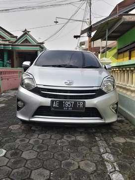 Toyota Agya tipe G 2014