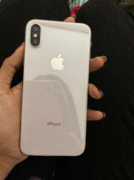 Iphone X 256gb free case lucu