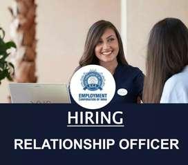 RELATIONSHIP OFFICER ( FEMALE)