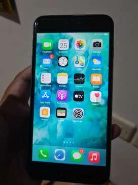 Jual cepat BU hp Iphone 6s+ plus 64gb space gray NEGOO