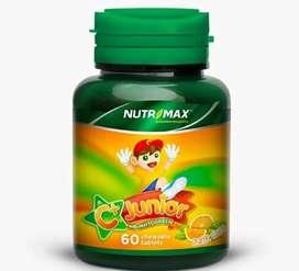 Nutrimax C+ Plus Junior 60 Tablet Kunyah