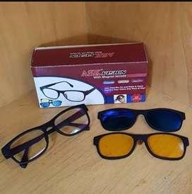 Kacamata 3 in 1/ kacamata magic