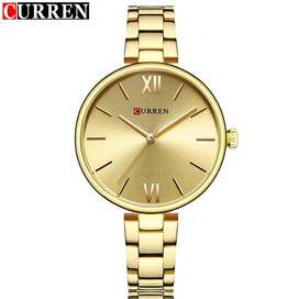 CURREN WATCH FOR LADIES AND GIRLS 100 % GENUINE