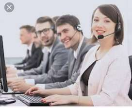 One of our client need telecallers with smart and talk active