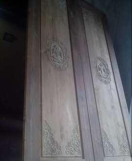 Pintu kamar pintu utama dan kusen nya
